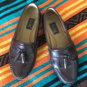 Mahogany Bass Loafers
